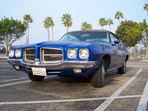 1971 - Pontiac, LeMans