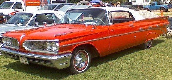 1959 - Pontiac, Bonneville