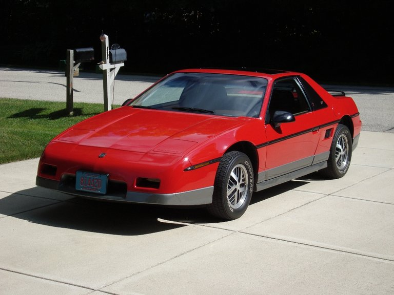 1985 - Pontiac - Pontiac