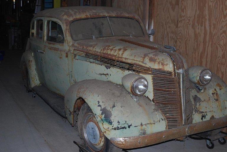 1937 - Pontiac - Pontiac