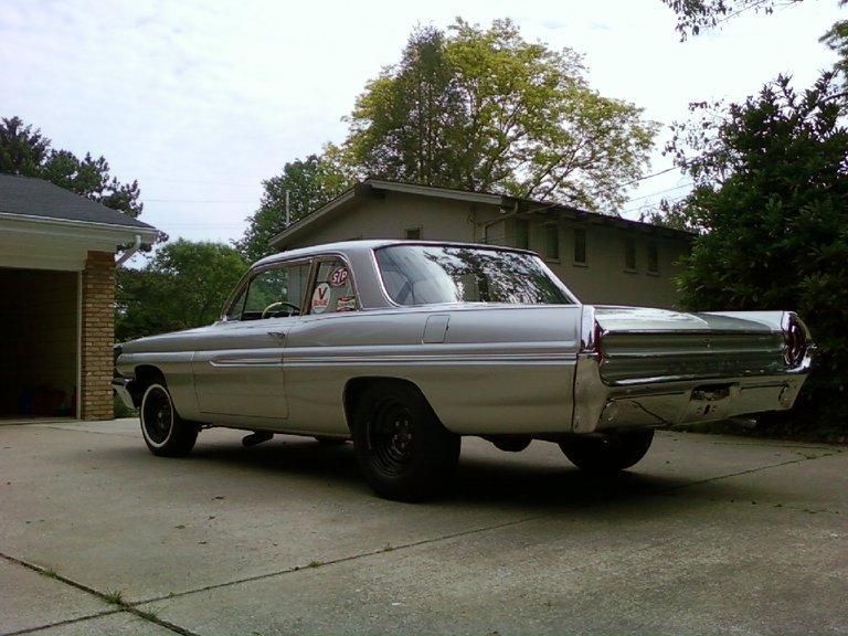 1962 - Pontiac - Pontiac