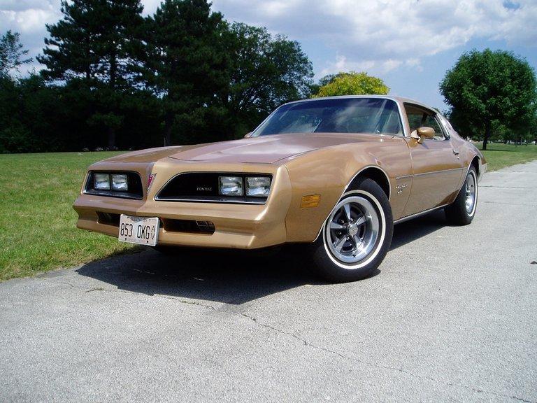 1977 - Pontiac - Pontiac