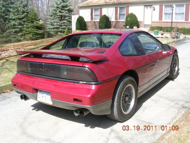 1987 - Pontiac - Pontiac