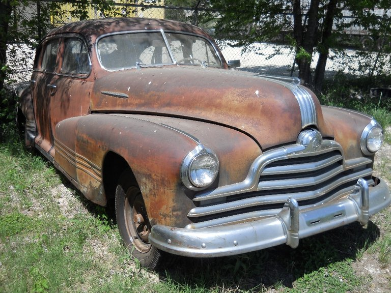 1948 - Pontiac - Pontiac