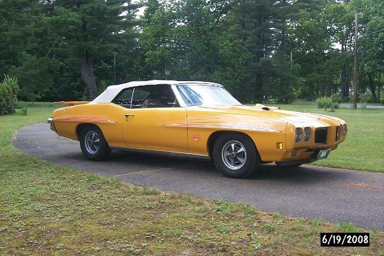 1970 - Pontiac - Pontiac