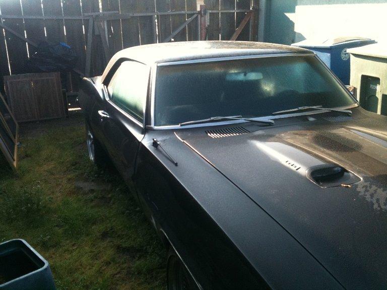 1969 - Pontiac - Pontiac