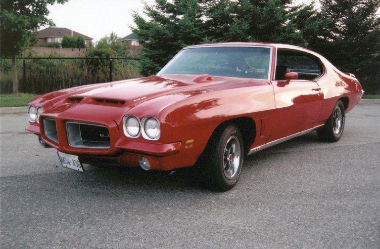 1972 - Pontiac - Pontiac