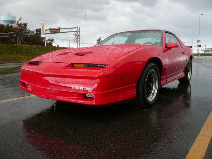 1986 - Pontiac - Pontiac