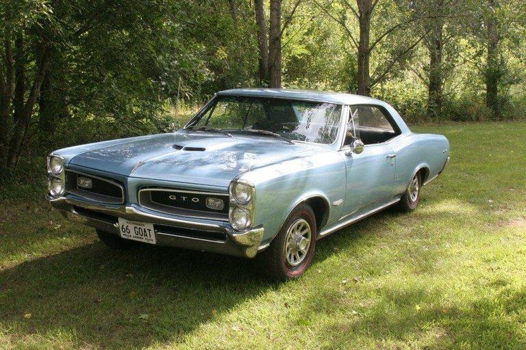 1966 - Pontiac - Pontiac
