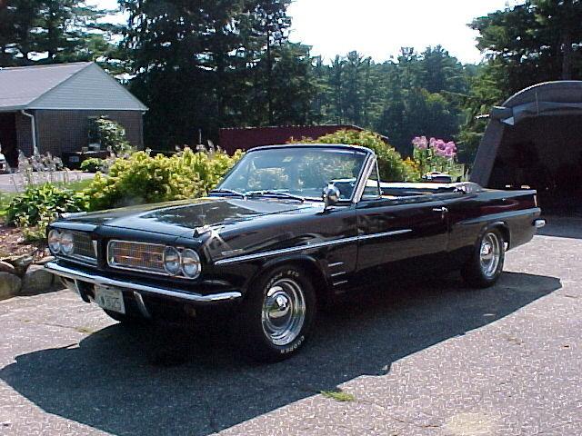 1963 - Pontiac, LeMans