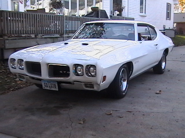 1970 - Pontiac, GTO