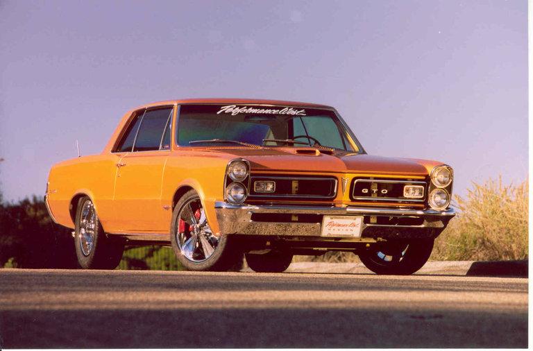 1965 - Pontiac, GTO