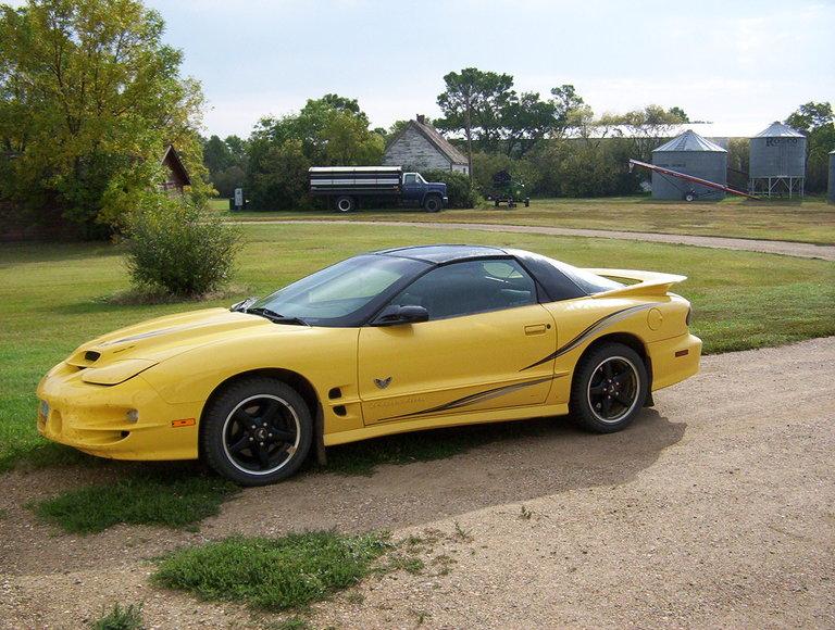 2002 - Pontiac, Trans Am