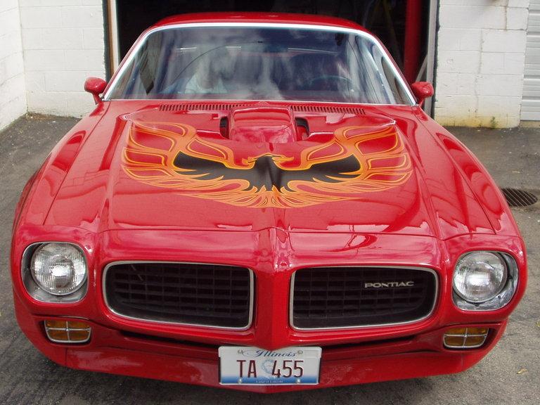 1973 - Pontiac, Trans Am