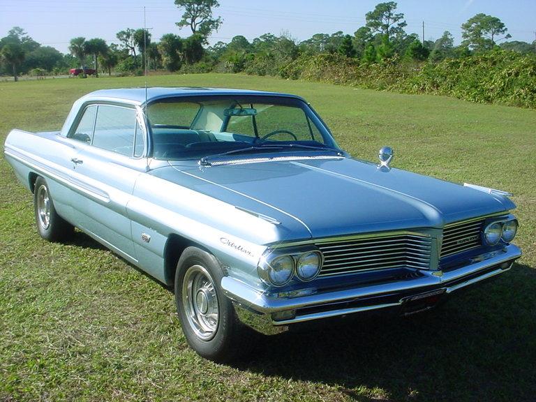1962 - Pontiac, Catalina Sport Coupe