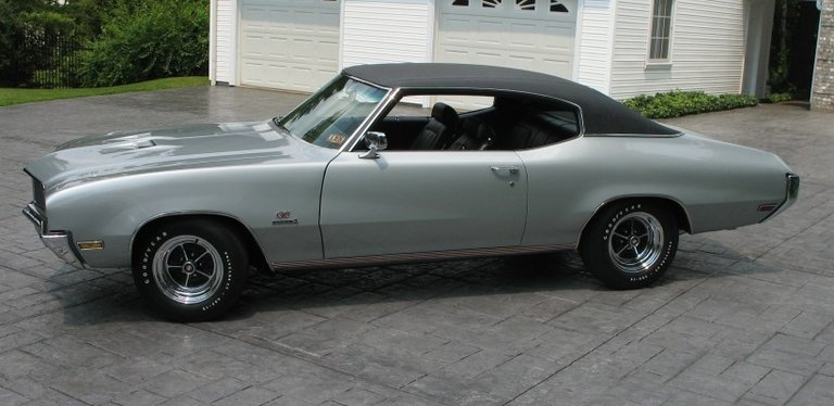1970 - Buick, GS 455 Stage 1