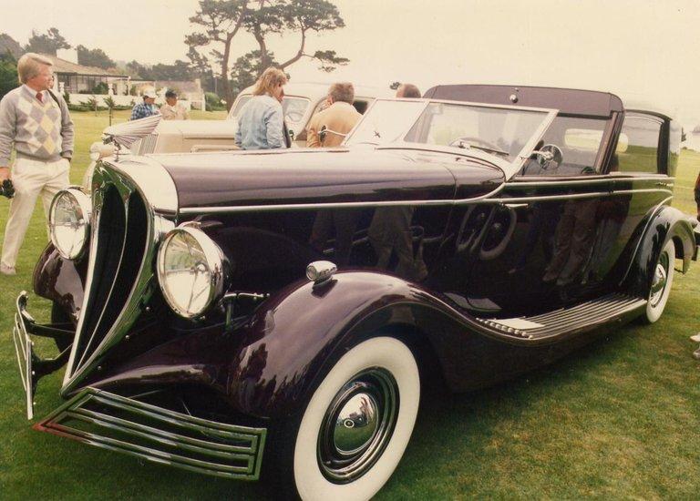 1940 - Buick, Series 90 Brewster Town Car