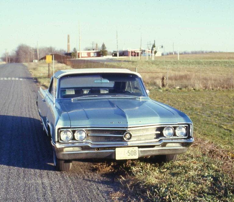 1964 - Buick, Wildcat convertible