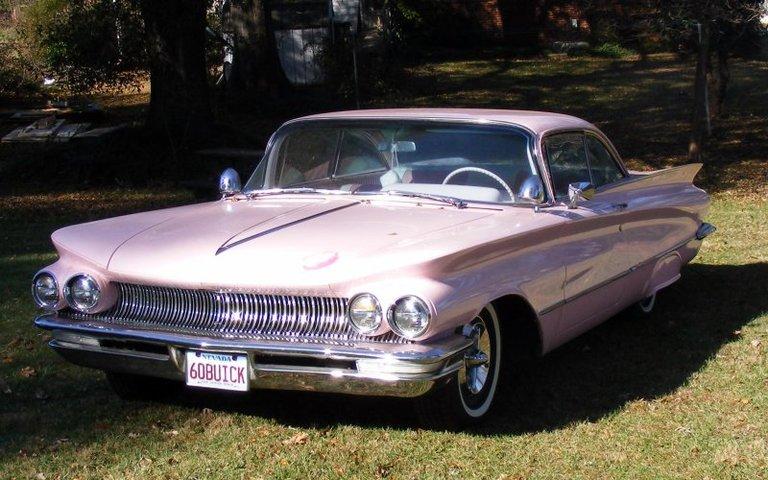 1960 - Buick, LeSabre