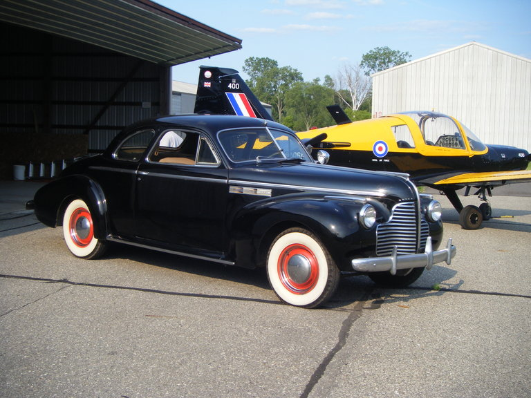 1940 - Buick, 56s-coupe