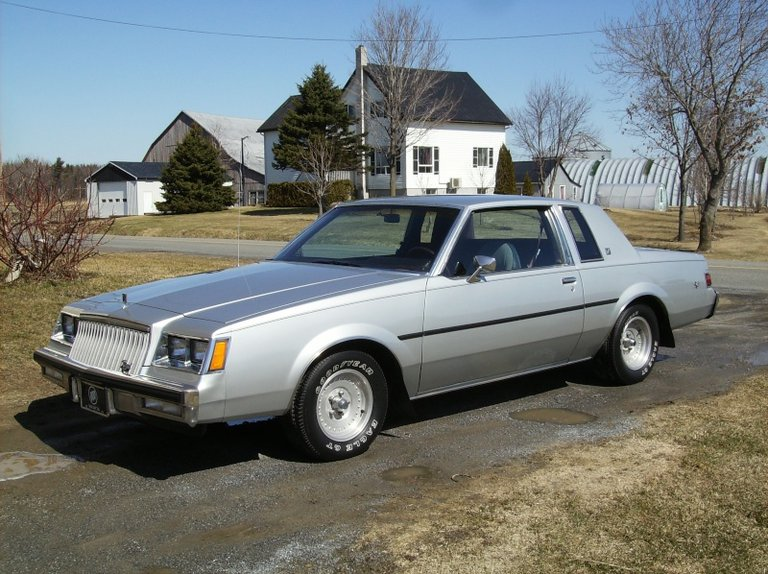 1983 - buick, regal