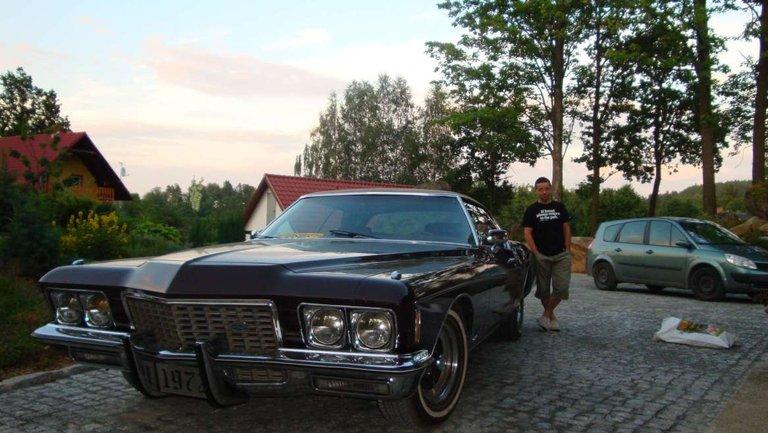 1972 - Buick, Riviera