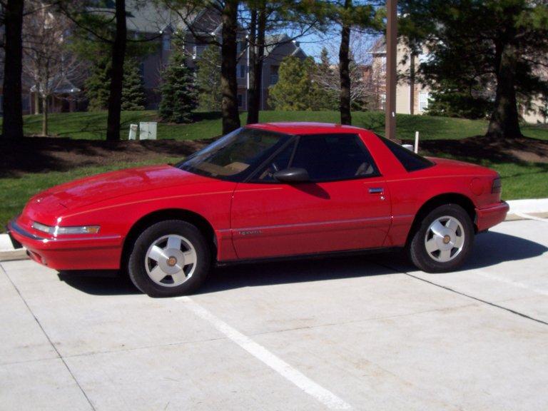 1990 - Buick, Reatta