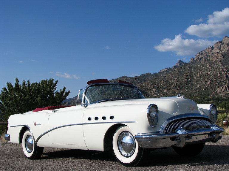 1954 - Buick, Roadmaster (76c)