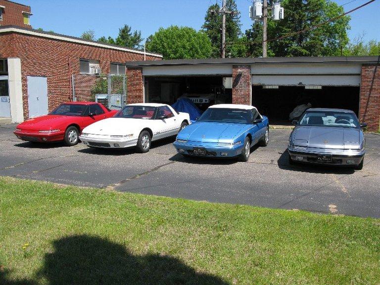 1991 - Buick, Reatta