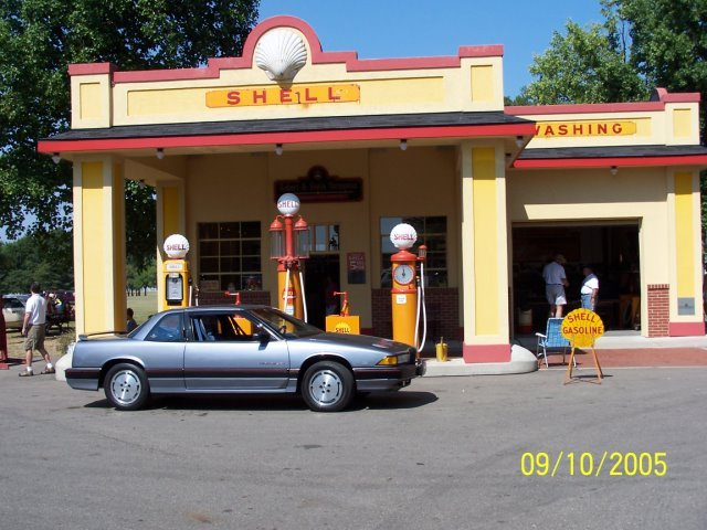 1990 - Buick, Regal GS