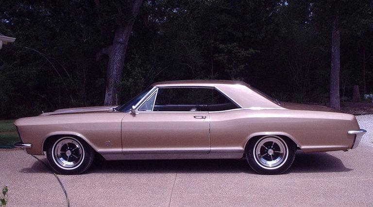1965 - Buick, Riviera
