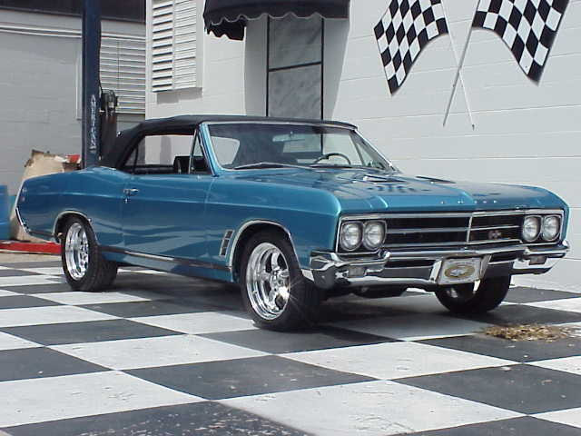 1966 - Buick, Gran Sport