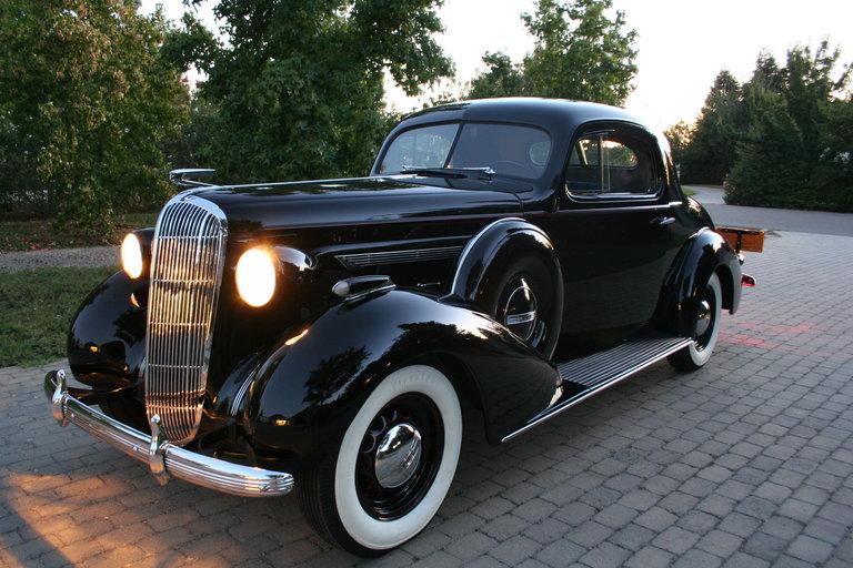 1936 - Buick, 40
