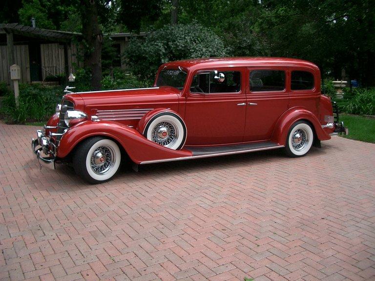 1935 - Buick, 90L