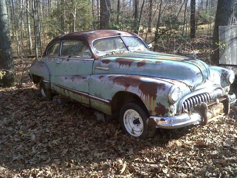 1948 - Buick - Classics