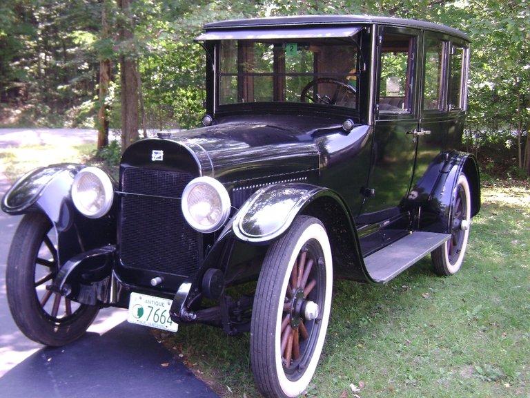 1921 - Buick - Buick