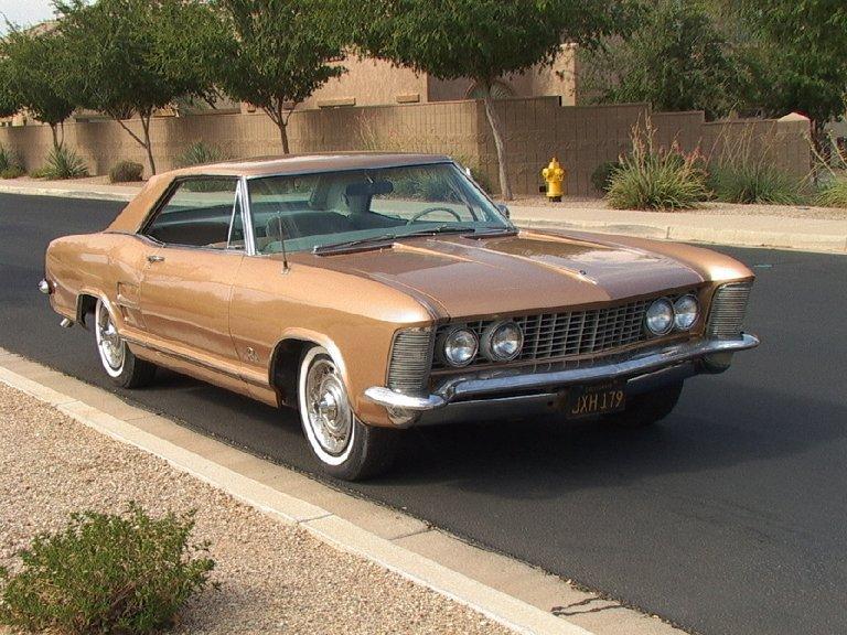 1963 - Buick - Classics