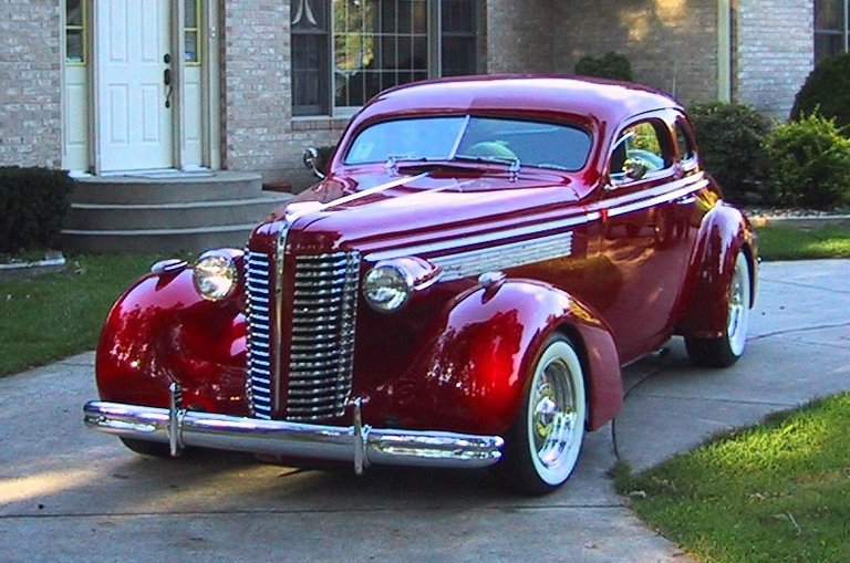 1938 - Buick - Buick