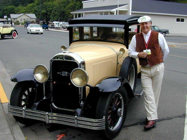 1929 - Buick, 29-27 sedan