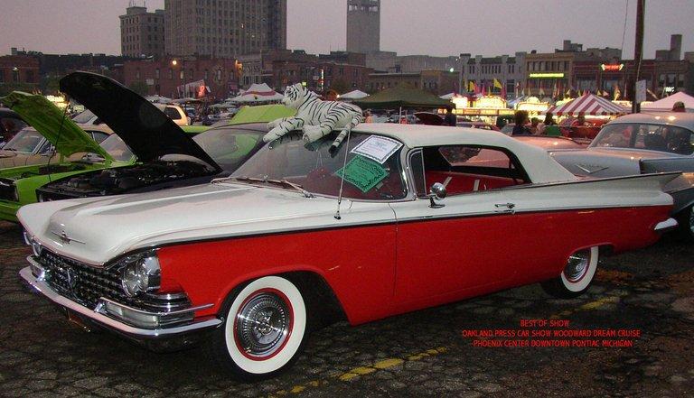 1959 - Buick, LeSabre convertible