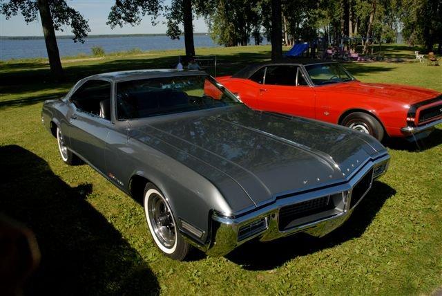 1968 - Buick, Riviera