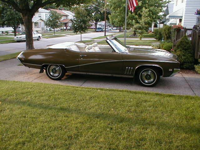 1969 - Buick, skylark Custom Convertable