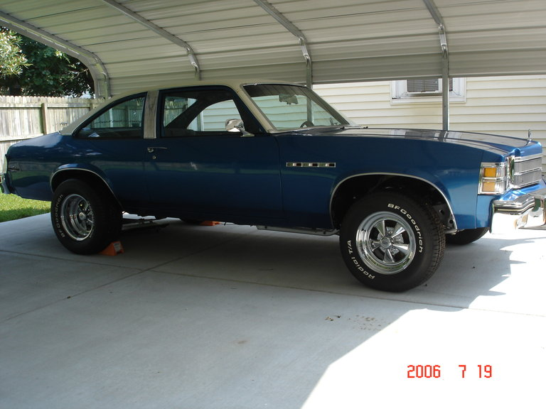 1975 - Buick, Skylark