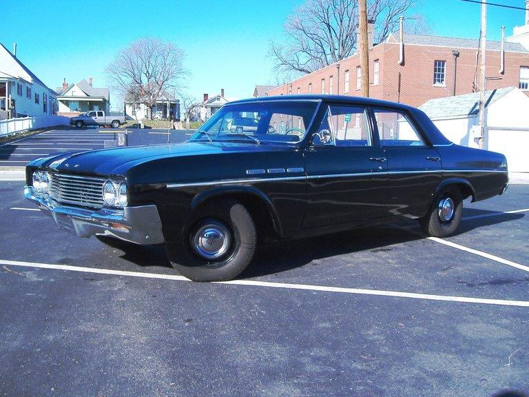 1964 - buick, special, sedan