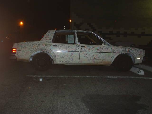 1985 - Buick, Skylark