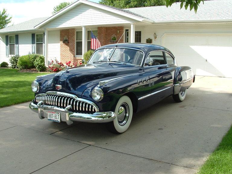 1949 - Buick, Super