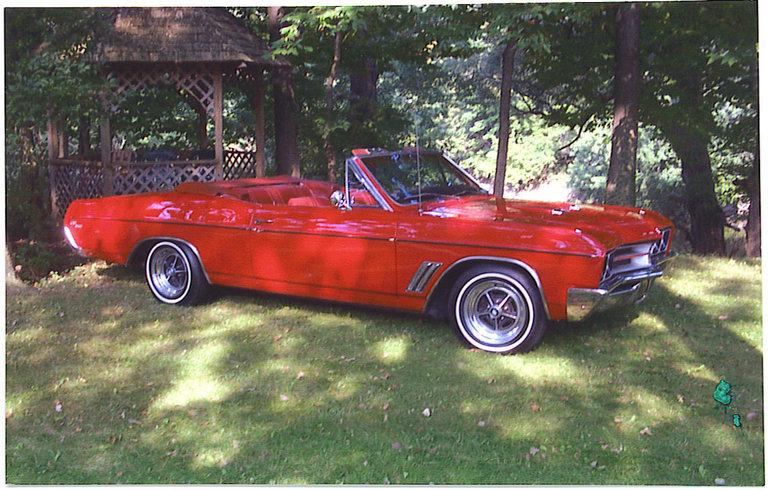 1967 - Buick, GS 400 CV
