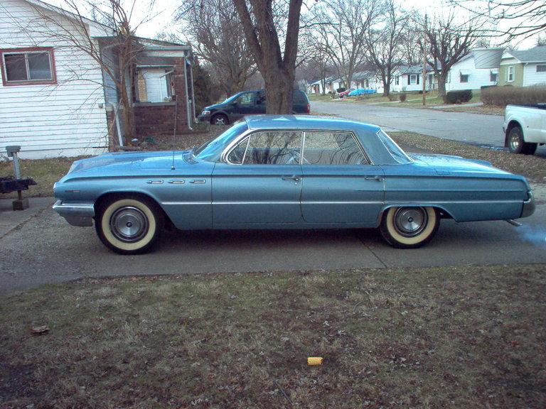 1962 - buick, invicta