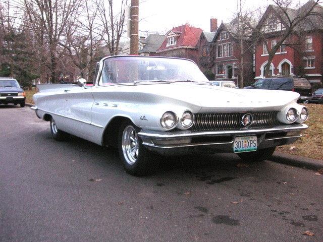 1960 - Buick, LeSabre CV