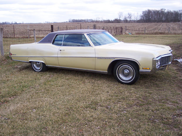 1970 - Buick, Electra Limited